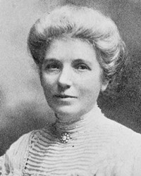 Suffragette Kate Sheppard
