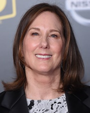 Film Producer Kathleen Kennedy