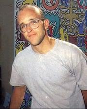 Artist & Social Activist Keith Haring
