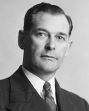 New Zealand Prime Minister Keith Holyoake