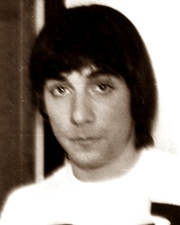 Rocker Keith Moon