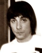 Rocker Keith Moon