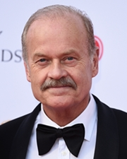 Actor and Comedian Kelsey Grammer