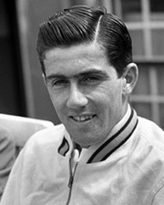 Tennis Player and Eight-Time Major Champion Ken Rosewall