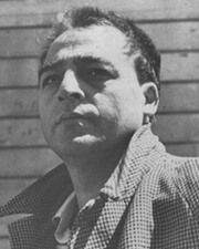 Poet and Novelist Kenneth Patchen