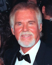 Country Singer Kenny Rogers