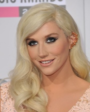 Singer-Songwriter Kesha