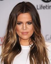 TV Personality Khloé Kardashian