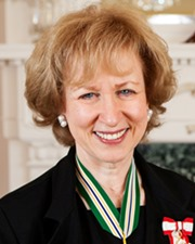 19th Prime Minister of Canada Kim Campbell