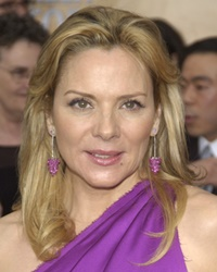 Actress Kim Cattrall