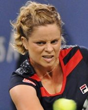 Tennis Player Kim Clijsters