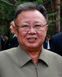 Supreme Leader and Dictator of North Korea Kim Jong-il