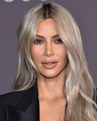 TV Personality & Model Kim Kardashian