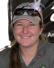 Olympic Gold Shooter Kim Rhode