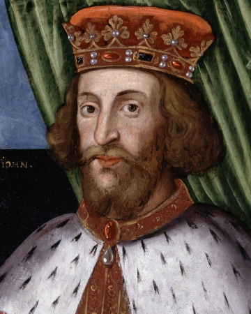 King John (King of England) - On This Day