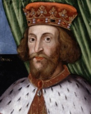 King of England King John