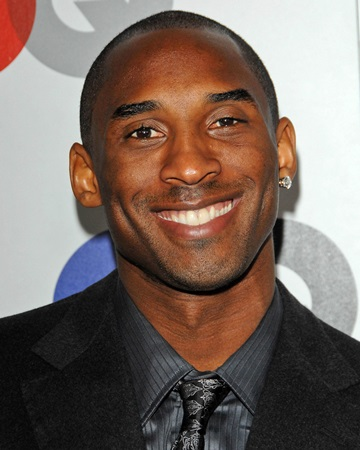 NBA Guard Kobe Bryant