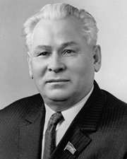Soviet General Secretary Konstantin Chernenko