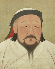Mongolian Emperor and Founder of the Yuan Dynasty Kublai Khan