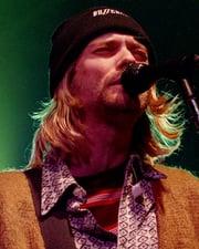 Rocker Kurt Cobain