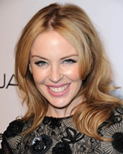 Pop Star & Singer Kylie Minogue