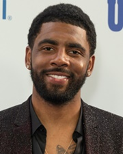 NBA Player Kyrie Irving