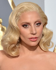 Singer-Songwriter Lady Gaga