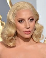 Singer-Songwriter Lady Gaga