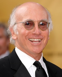 Comedian/Writer Larry David