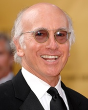 Comedian and Writer Larry David