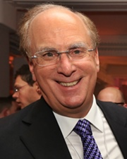 Chairman and CEO of BlackRock Larry Fink