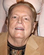 Magazine Publisher Larry Flynt