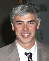 Computer Scientist, Google Co-founder Larry Page