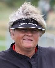 LPGA Golfer Laura Davies