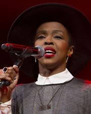 Singer-Songwriter Lauryn Hill