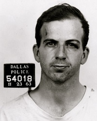 Ex-soldier, drifter Lee Harvey Oswald