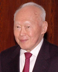 Founder of Modern Singapore Lee Kuan Yew