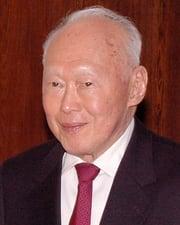 Founder of Modern Singapore Lee Kuan Yew