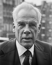 Actor Lee Marvin