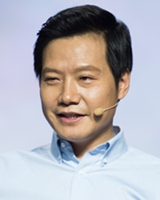 Founder of Xiaomi Inc Lei Jun