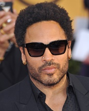 Musician Lenny Kravitz