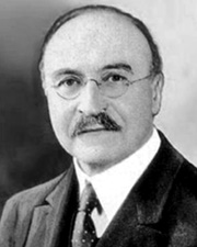 Chemist Leo Baekeland