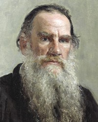 leo tolstoy on this day