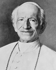 256th Pope Leo XIII