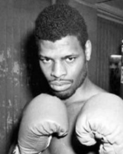 Boxer and Undisputed Heavyweight Champion Leon Spinks