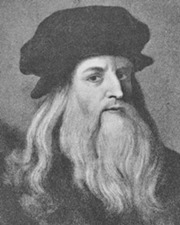 Painter, Scientist & Visionary Leonardo da Vinci