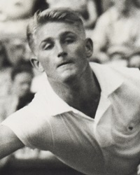 Tennis Player and Four-Time Major Champion Lew Hoad