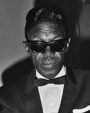 Blues Singer Lightnin Hopkins