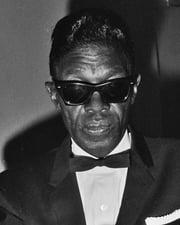 Blues Singer Lightnin Hopkins
