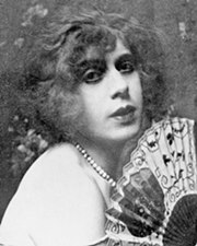 Painter and 1st Recipient of Gender-Reassignment Surgery Lili Elbe